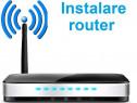 Instalare router wireless la domiciliu clientului in Arad
