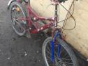 Bicicleta MTB culoare gri