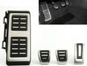 Set Pedale Inox + Footrest transmisie manuala VW Golf 7/Audi