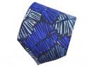 Cravata Biaggini Slim Model Abstract Albastru