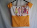 Tricou cu etichetă