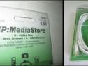 Cablu extern audio-video-2m, Exista 3buc.