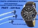 Ceas de mana aviator avw 3100g 100 ceas barbat pilot