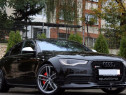 Spoiler bara fata A6 4G C7 Audi S Line Abt S6 2011-2014