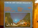 Disc pentru pick-up Coruri din opere italiene