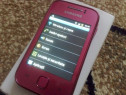 Samsung Galaxy Young GT-S5360,Pink Edition,Impecabil,Romana