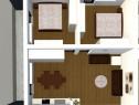 Modern!! apartament 3 camere str.bela bartok
