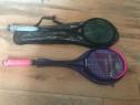 Rachete profesionale badminton , carbon ,aluminiu