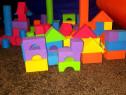 Set Constructie Burete + Cutie Depozitare