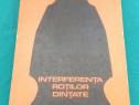 Interferenţa roţilor dinţate/ ion aurel stoica/ 1977