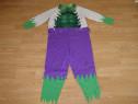 Costum carnaval serbare hulk pentru copii de 7-8-9-10 ani