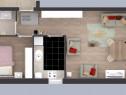 Mamaia nord , apartament 2 camere la plaja in 24 rate