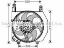 Radiator racire MSA2402 MERCEDES-BENZ SPRINTER 3,5-t bus (90