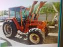 Tractor renault 4x4