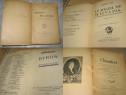 Carti franceze vechi coperti simple. Lot4- 15 buc.