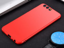 Huawei P10 - Husa Slim 0.3mm Din Silicon Rosie Red