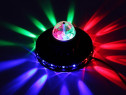 Lumini disco 51 led rgb control digital220v