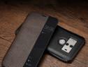 Husa piele texturata smart cover Xoomz Huawei Mate 10 PRO