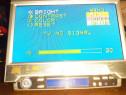 Tv televizor auto lcd color model 9990 retractabil cu radio