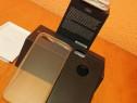 Cutie iPhone 5 Black+accesorii/folii/huse