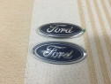 Emblema, sigla Ford fiesta 6 Facelift 2014-2106