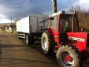 Remorci agricole basculabile 6 tone - 26 tone