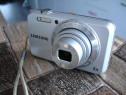 Camera foto SAMSUNG ES80 12mp + Card + Husa + Acumulator + I