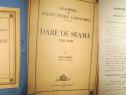 Darea de seama 1938-Academia Inalte studii agronomice Cluj.