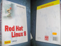 Red Hat OLinux 8 stare foarte buna. Marimi: 24/17 cm, 990pgn