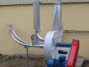 Sisteme de aspirare si ventilare pentru fabrica de hartie