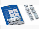 Set 4 magneti pentru faianta - Profilitec MAG