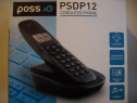 POSS, Model PSDP12, Franta, telefon fix, wireless (fara fir)