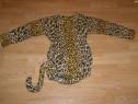 Costum carnaval serbare animal leopard pentru copii 9-10 ani