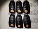 Cheie originala Audi 8P0837220D 8E0837220K 8E0837220Q