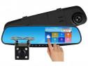 "Camera auto DVR Dual Lens / Touchscreen / 5"""