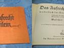 Drapelul drept-Album german cantece 1933 stare foarte buna.