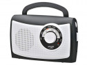 Radio Portabil Adler AM/FM pentru Lucru Gradina sau Camping