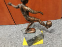 Statuie bronz  masiv fotbalist