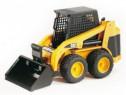 Jucarii tractor incarcator compact caterpillar bruder