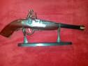 Nr. 1 bricheta pistol ideal panoplie cadou cca.360 mm -