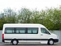 Transport persoane Germania la adresa 8+1