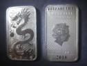 Lingou moneda de argint dragon australia