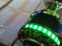 Hoverboard multicolor 1000w nou husa cadou