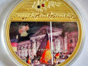 Medalie mare Caderea zidului Berlinului 1990-2013 Germania.