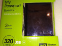 Hard disc hdd extern 320gb WD MyPassport