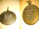A225-DSW 1912-Medalia Festivalul internațional de înot.