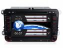 Navigatie Volkswagen 7 Inch incorporat / DVD / GPS/ Bluetoot