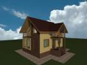 Casa la cheie cu teren 500mp Cordun, Neamt
