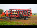 Grapa cu colti 9 metri model hidraulic