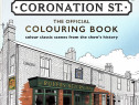 Coronation ST. The Official Colouring Book